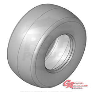 R&R TYRE 18-9.5 X 8 SMOOTH 2
