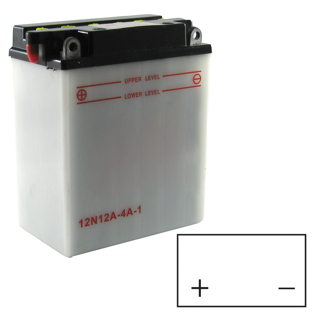 BATTERY 12N12A-4A-1