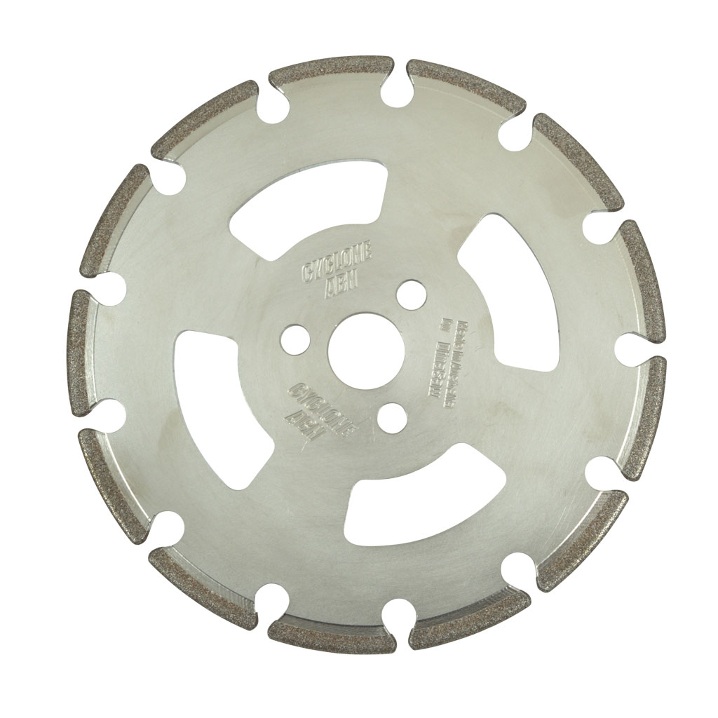 DINASAW GRINDING WHEEL 250 X 8 X 32 ABN SUITABLE FOR HARDENED STEEL ON