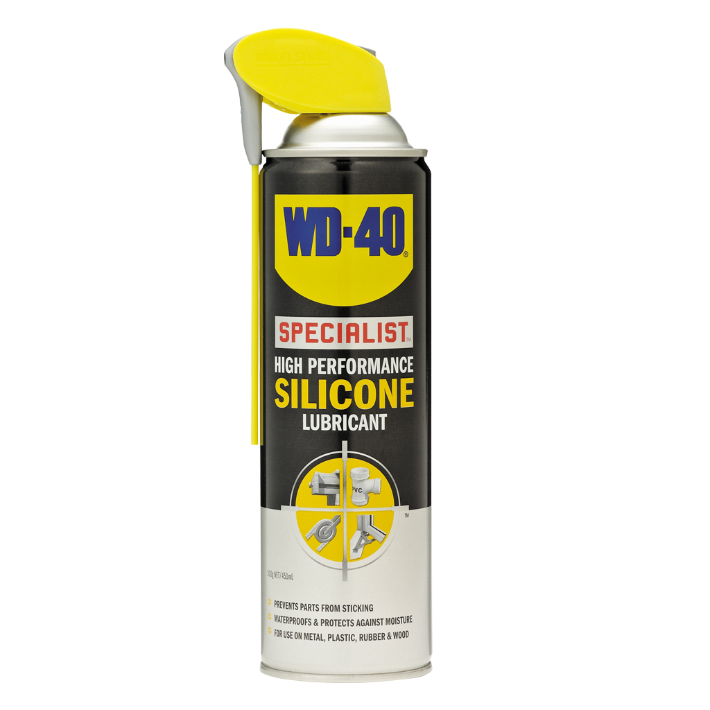 SILICONE HIGH PERF LUBE 300G / 451ML