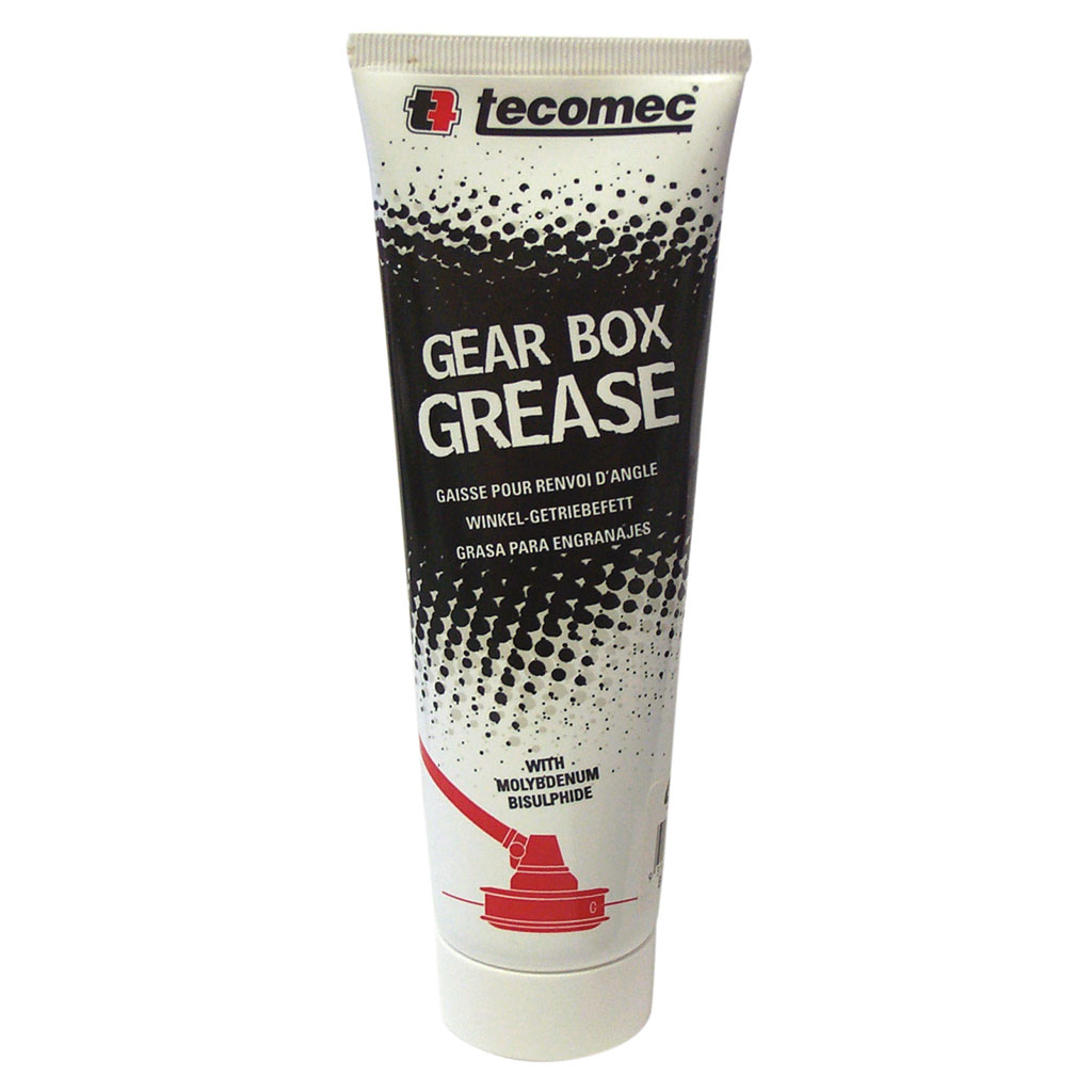 BRUSHCUTTER GREASE W/ MOLYBDENUM BISULPHIDE FOR STRAIGHT SHAFT GEARBOX 125G
