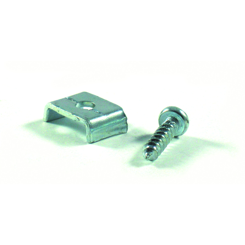 BRIGGS & STRATTON CABLE CLAMP W/ SCREW