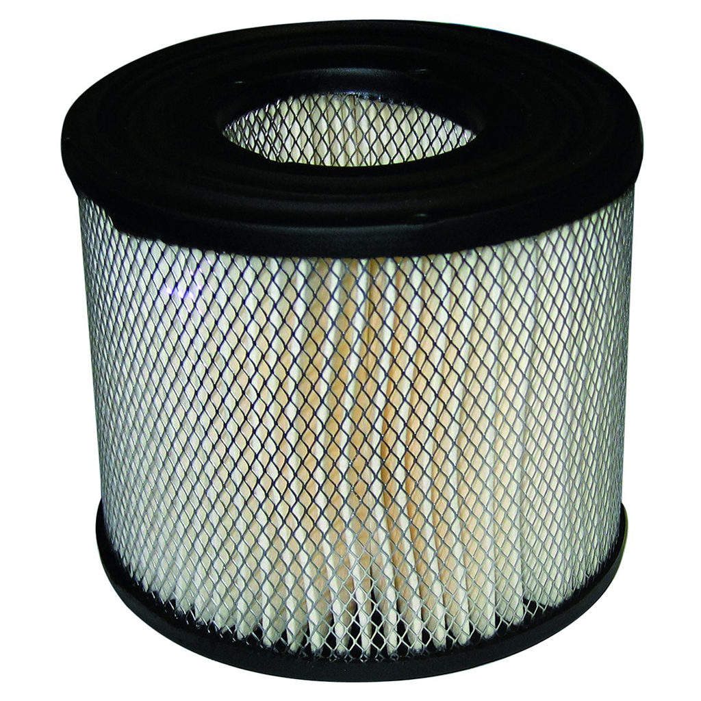 BRIGGS & STRATTON AIR FILTER 10 13 & 16HP ROUND CARTRIDGE