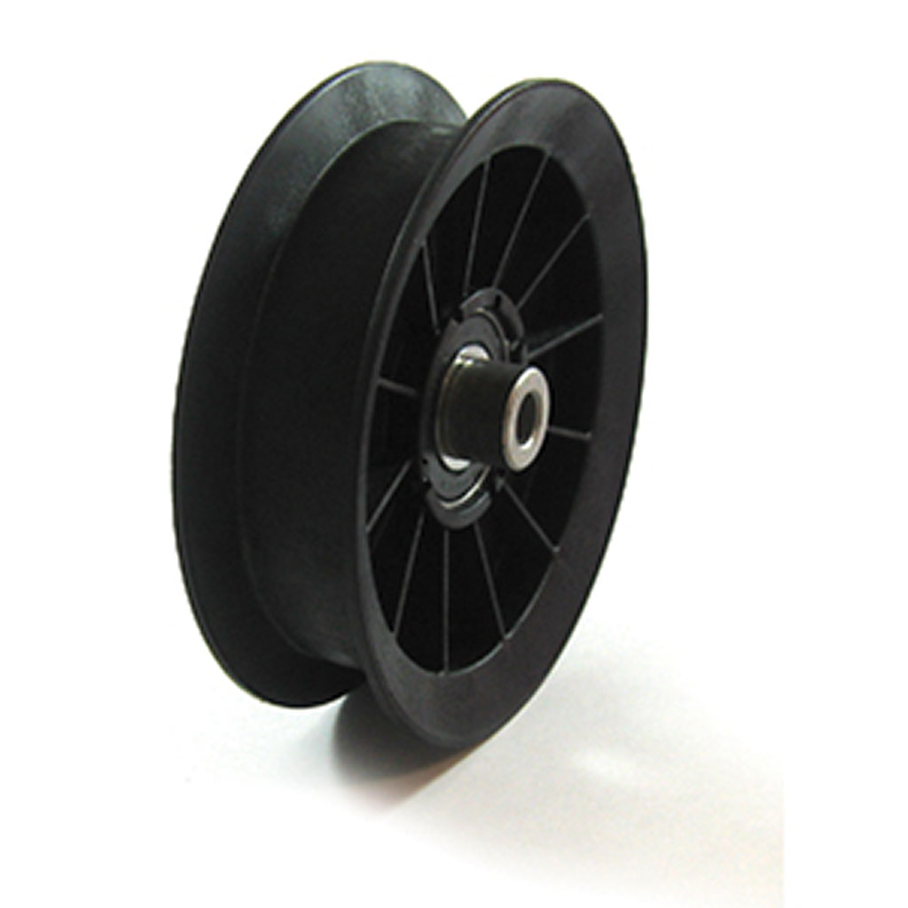 PULLEY FLAT IDLER PLASTIC (A 4-3/4