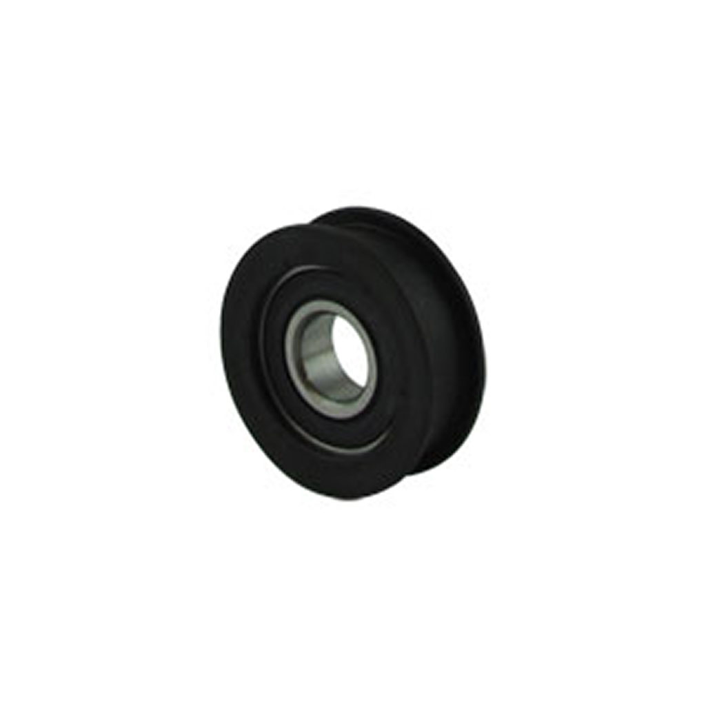 PULLEY FLAT IDLER PLASTIC UNIVERSAL (A 2-1/8
