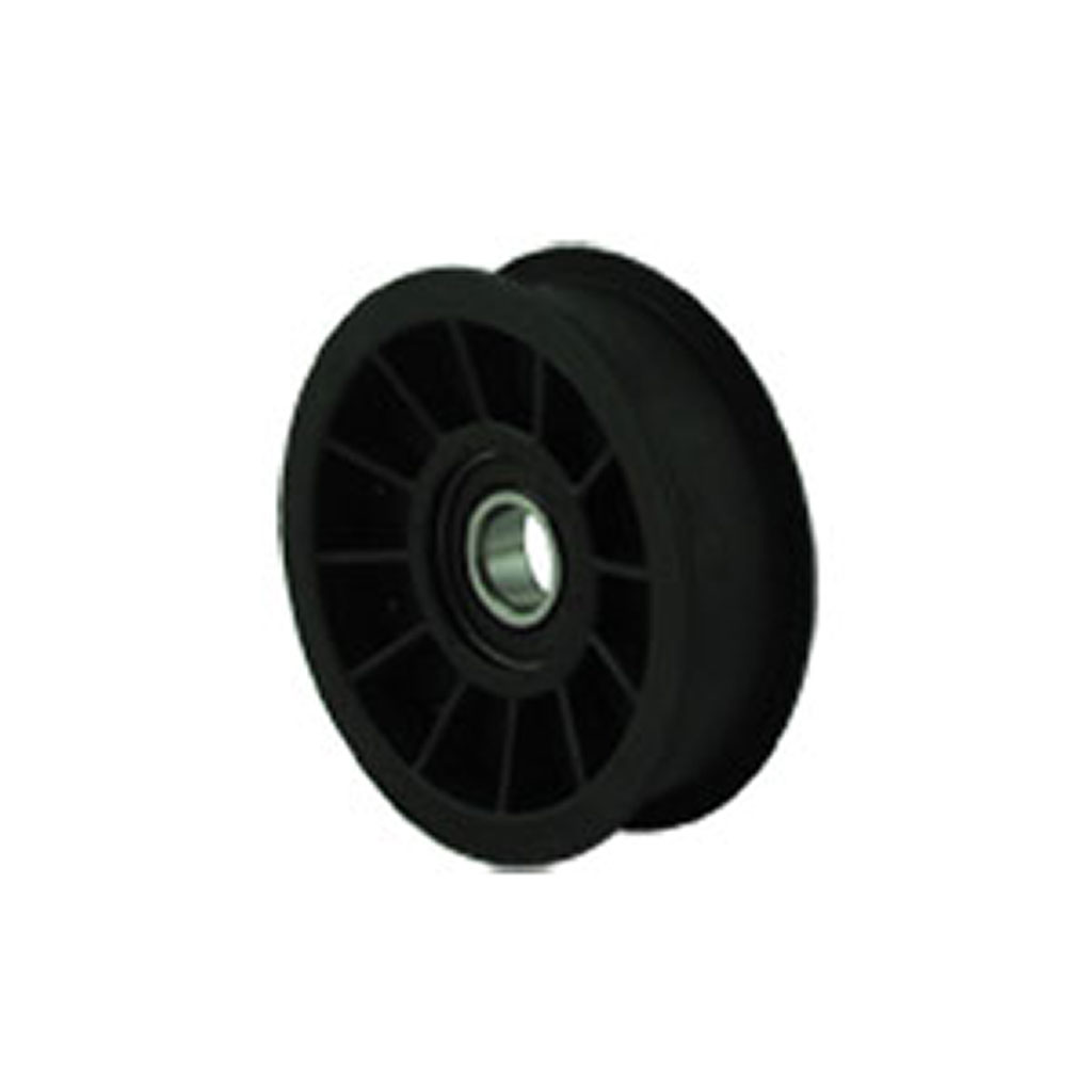 PULLEY FLAT IDLER PLASTIC UNIVERSAL (A 3-31/32