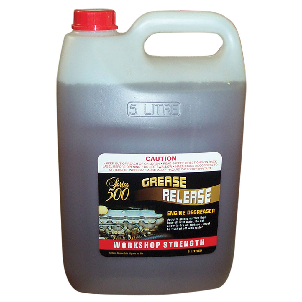 DEGREASER CONCENTRATE 5L