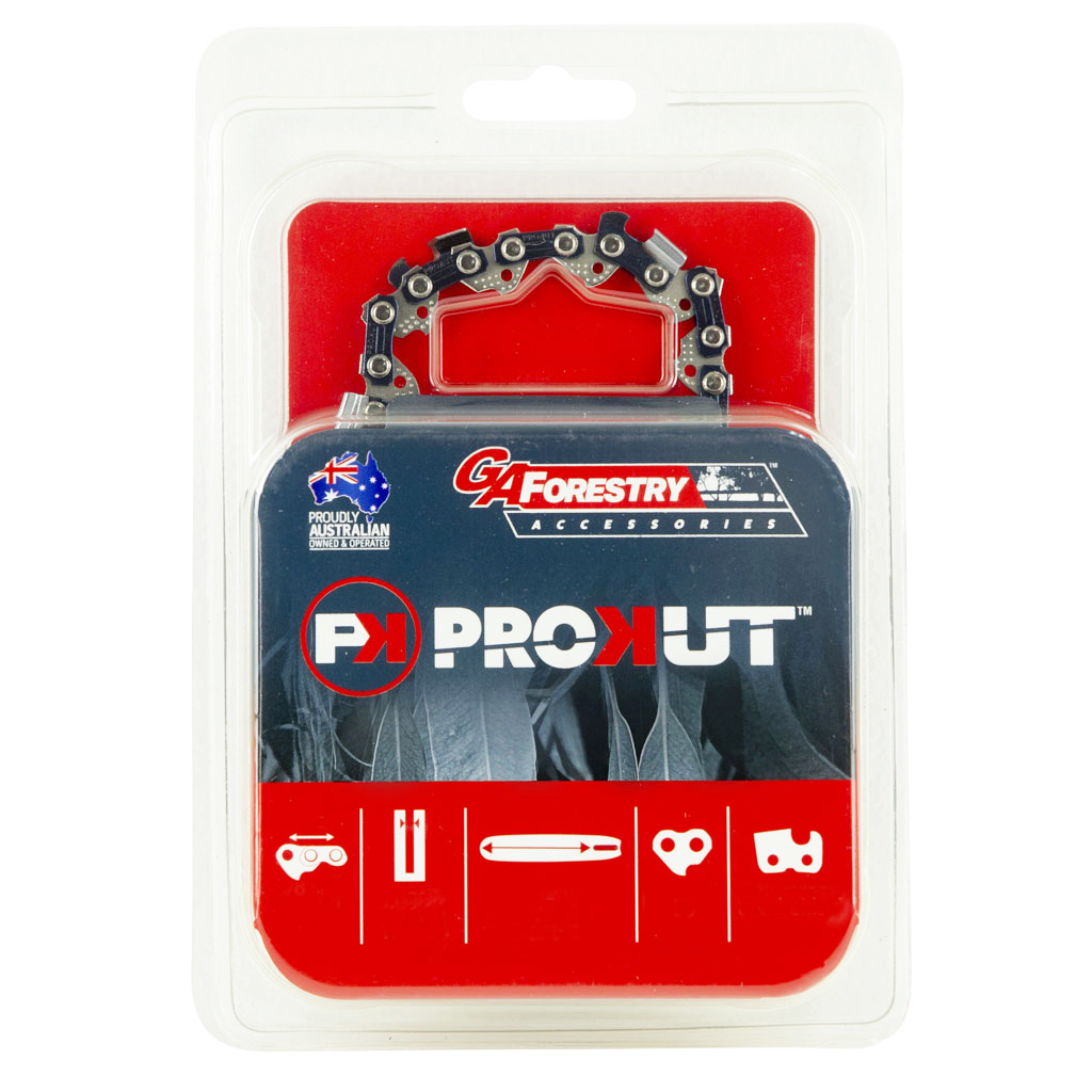 PROKUT LOOP OF CHAINSAW CHAIN #14SD 1/4