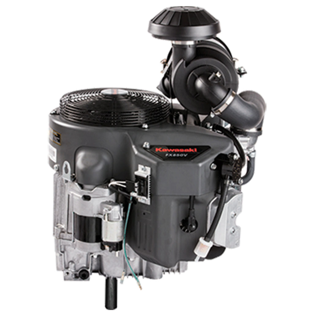 KAWASAKI FX850V-AS42-S EFI VERTICAL SHAFT ENGINE ** REPLACES OEM SPEC ONLY **