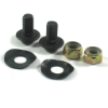 *** NLA *** JETFAST REAR BOLT & NUT SET